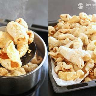 How to Make Pork Cracklings Aka Pork Rinds Aka Chicharrones Recipe