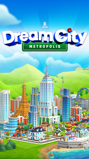 Code Triche Dream City: Metropolis APK MOD screenshots 5