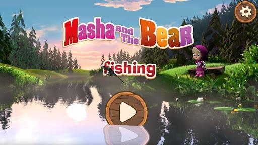 Masha and the Bear: Kids Fishing 1.1.7 6