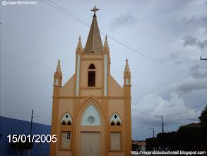 Photo: Canhoba -Igreja Matriz Bom Jesus dos Pobres
