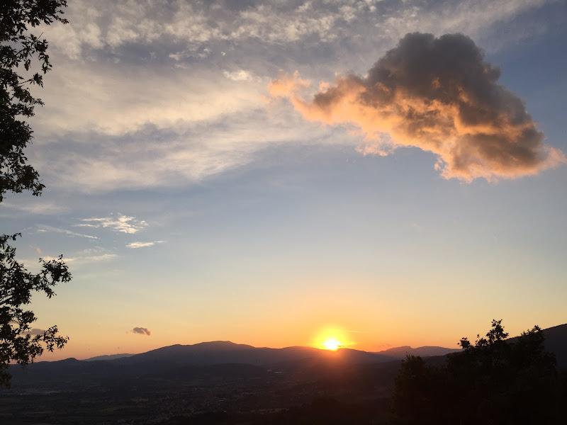 Tramonto e nuvole di lucrezia_mancini_nardi
