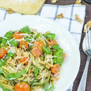 Low Carb High Taste Zoodles.