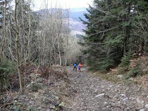 Photo: przebieranki są konieczne, bo na przełęczy było bardzo zimno ;)