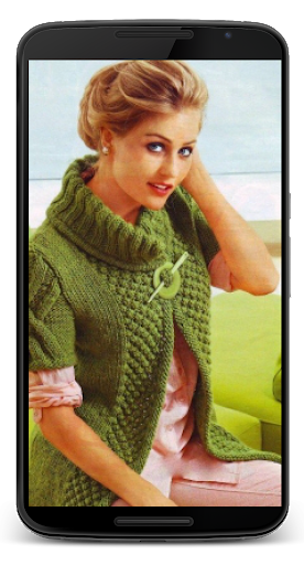 Knitting for women