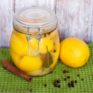 How to Preserve Lemons