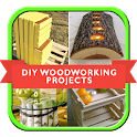 DIY Woodworking Projects icon