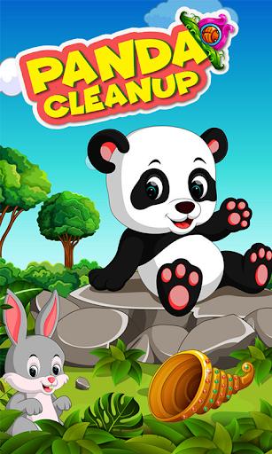 Cute Panda Cleanup Salon: Panda Wash & Makeup Spa 1.0 screenshots 1