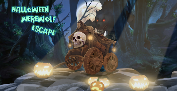 Halloween Werewolf Escape- screenshot thumbnail