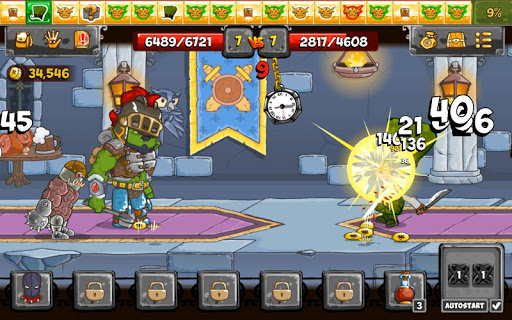 Let's Journey (idle clicker rpg) screenshots apkspray 9