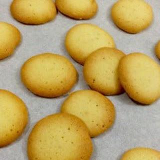 Crispy Golden Cookies.