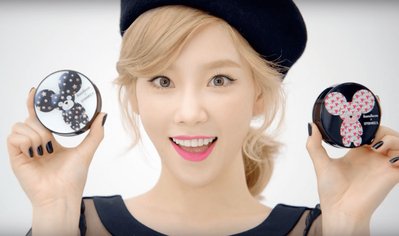 4 generations of female idols modeled for this popular ...