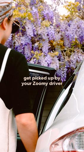 Zoomy: NZ's rideshare app screenshots 3
