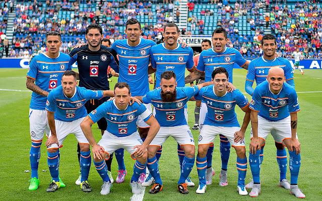 Cruz Azul Futbol Club AC Tab