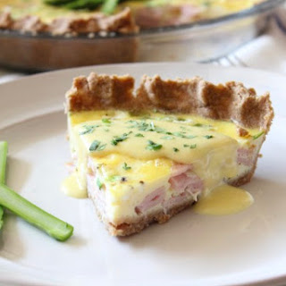 Egg Yolk Quiche Recipes