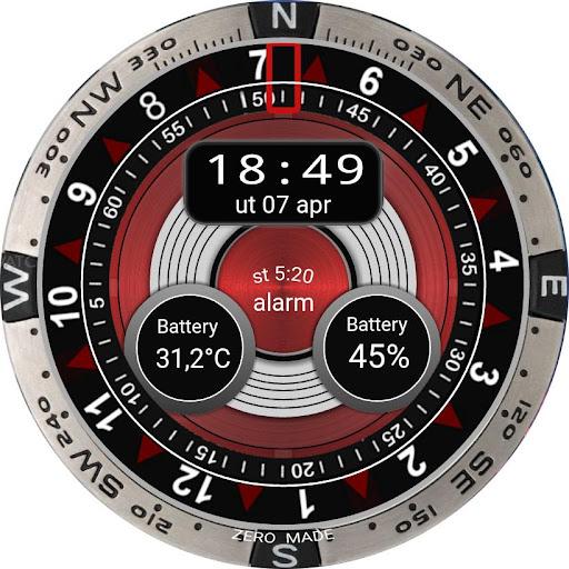 Clock Widget for Zooper