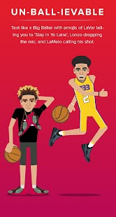 Big Baller Brand Emojis- screenshot thumbnail