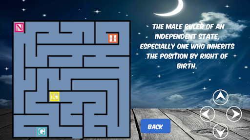 Word Maze Puzzle screenshots 3