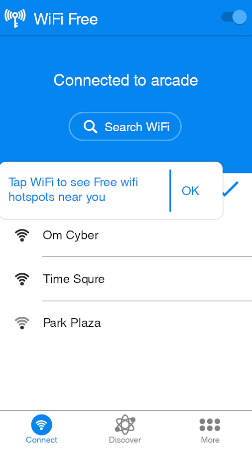 WiFi Free to Connect- screenshot