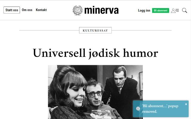Minerva Reader