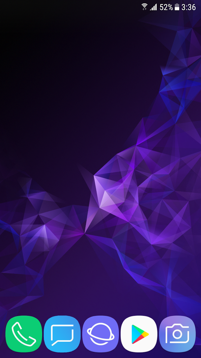 Theme - Galaxy S9 Screenshot 0