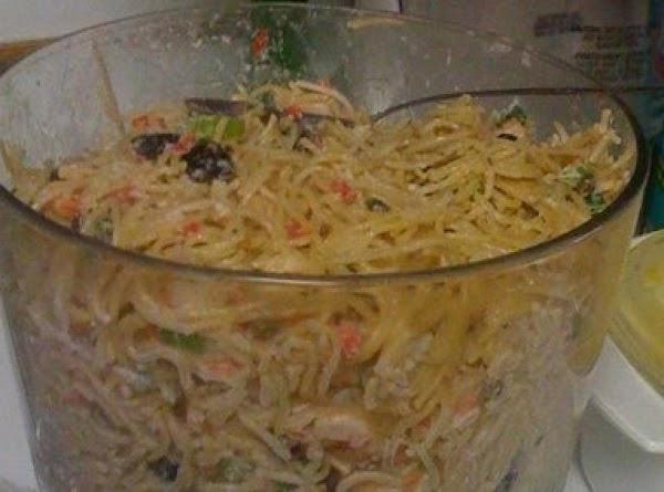 Vermicelli By The Sea Recipe
