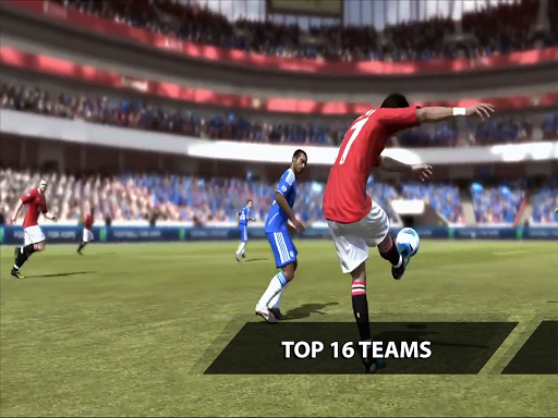 Real Football Champions League 2.5 screenshots 5