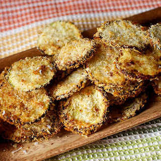 Baked Breaded Zucchini Parmesan Recipes