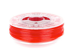 ColorFabb Red Transparent PLA/PHA Filament - 1.75mm (0.75kg)