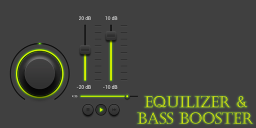 Equalizer and Bass Booster