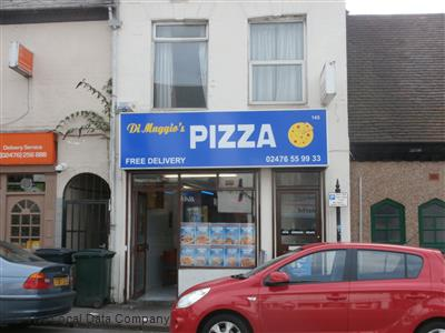 Di Maggios Pizza On Far Gosford Street Pizza Takeaway In