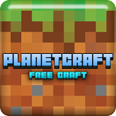 Planet Craft Cubes MultiPlayer