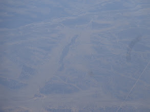Photo: It's not a good picture, but there is a small wind farm on the upper left part of the picture. You can see the towers when driving from Williams to the South Rim of Grand Canyon.