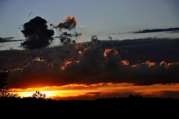 L'ultimo tramonto... di Max66