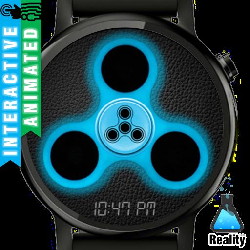 Fidget Spinner - Watch Face