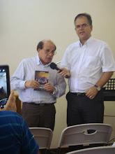 """Photo: Bispo Adriel Maia - Lançamento do Livro """"A vida devocional na tradição wesleyana"""""""