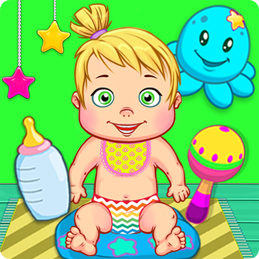 Nanny Daycare Dash: Crazy Babysitter Games (game)