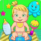 Nanny Daycare Dash: Crazy Babysitter Games