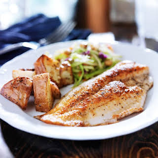 1. Roasted Tilapia in Sweet Asian Chile Sauce.