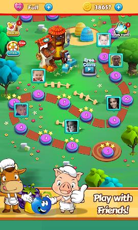 Juice Garden - Fruit match 3 1.4.3 screenshot 540751