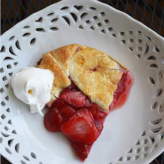 Strawberry Galette Recipes