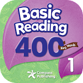 Basic Reading 400 Key Words 1 Android APK Download Free By Compass Publishing