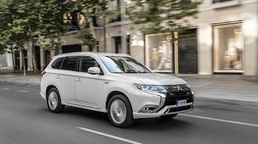 El Mitsubishi Outlander PHEV, disponible por 33.700 €  en AFMOTOR