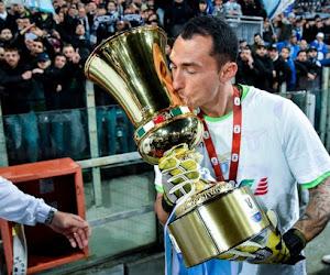 Silvio Proto, heureux d'avoir remporté un nouveau trophée, dévoile quand il va raccrocher les crampons