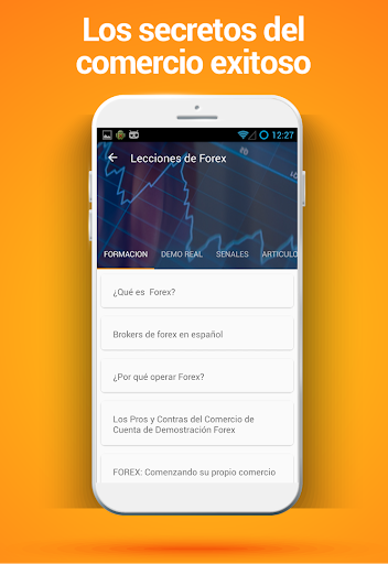 Lecciones de Forex  screenshots 3