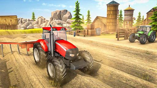 Farmland Tractor Farming - Farm Games 1.3 screenshots 8