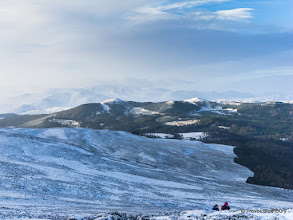 Photo: Lochnagar and Coyles of Muick from Pannanich Hill