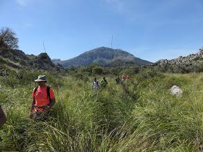 Photo: En ruta hacia el Torrent de Mortitx