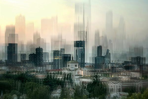 Milano futurista di Alexx70