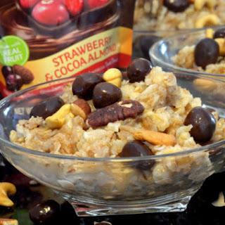 DOVE® Chocolate Fruit & Nut 7 Grain Breakfast.