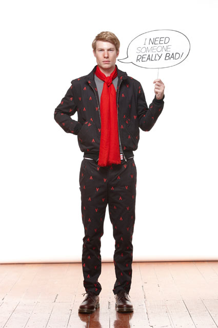 """I need someone really bad. Are you really bad?"" by World [men's fashion]"